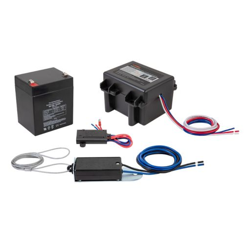 CURT Soft-Trac 1 Breakaway Kit with Charger Product image