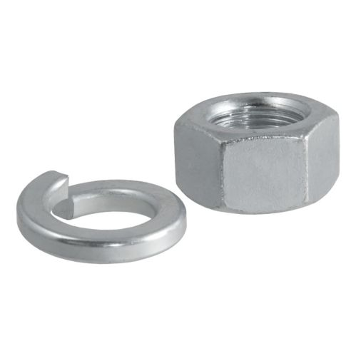 CURT Replacement Trailer Ball Nut & Washer for 1-1/4-in Shank Product image