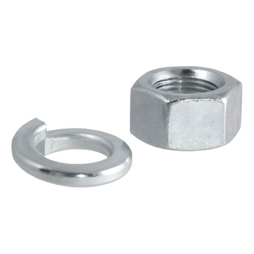 CURT Replacement Trailer Ball Nut & Washer for 3/4-in Shank Product image