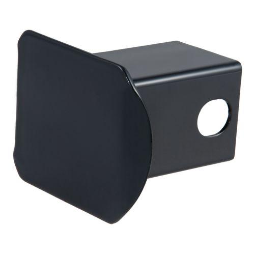 Couvre-attelage en acier pour ouverture 2 po CURT, noir Image de l'article