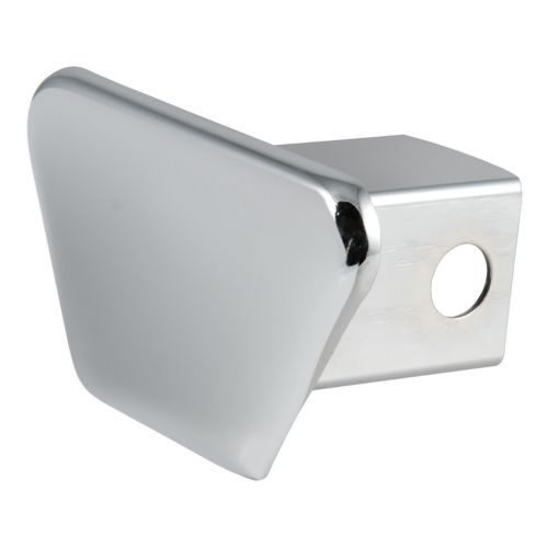 CURT Chrome Steel Hitch Tube Cover, 2-in Product image