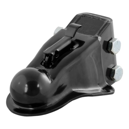 CURT 2-5/16-in Channel-Mount Coupler with Easy-Lock, 14,000-lb Product image