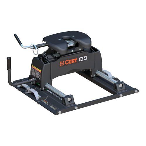 CURT Q24 5th Wheel Slider Hitch Product image
