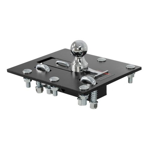 CURT Over-Bed Folding Ball Gooseneck Hitch Product image