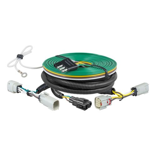 CURT Custom Towed-Vehicle RV Wiring Harness, Select Models Product image