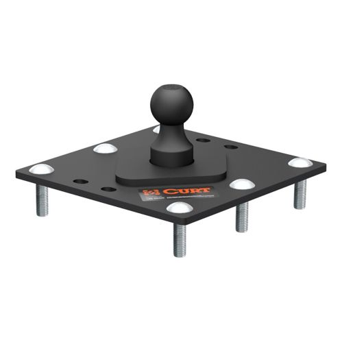 CURT Over-Bed Fixed Ball Gooseneck Hitch Product image