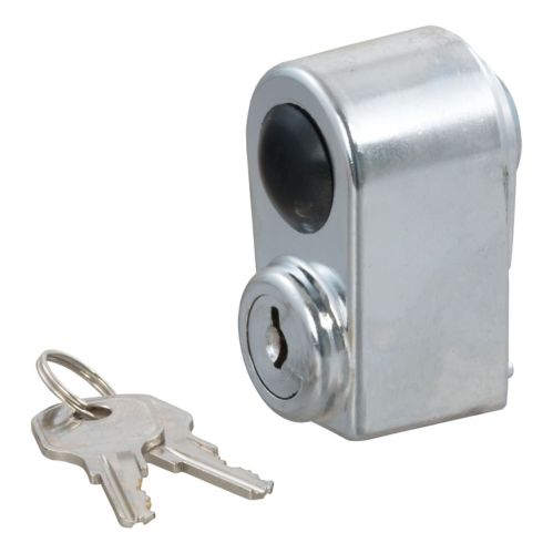 CURT Spare Tire Lock, Chrome Product image