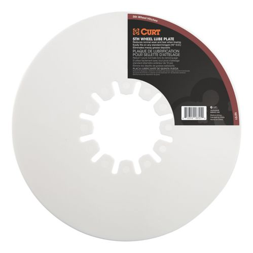 CURT 5th Wheel Lube Plates, 10-in, 25-pk Product image