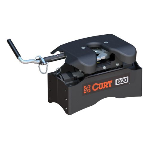 CURT Q20 5th Wheel Hitch, Select Models Product image