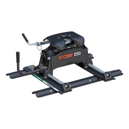 CURT Q20 Sliding 5th Wheel Hitch, Select Models Product image