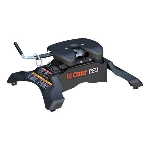 CURT Q24 5th Wheel Hitch, Select Models Product image