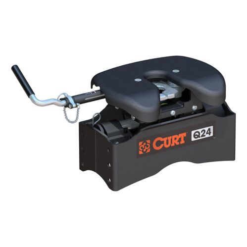 CURT Q24 5th Wheel Hitch Head, Select Models Product image