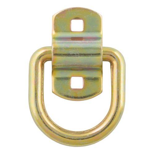 Anneau en D monté en surface, 3 x 3 po (3 600lb, zinc jaune) Image de l'article