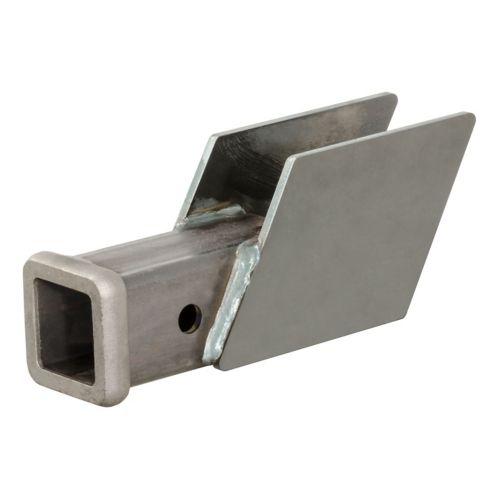 Boîte d'attelage à souder acier brut CURT (réceptacle de 2 po, poids brut de remorque 5 000 lb) Image de l'article
