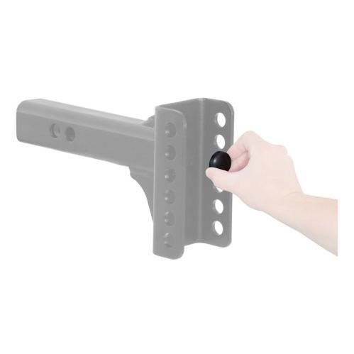 CURT Replacement Channel Mount Anti-Rattle Bumper Product image