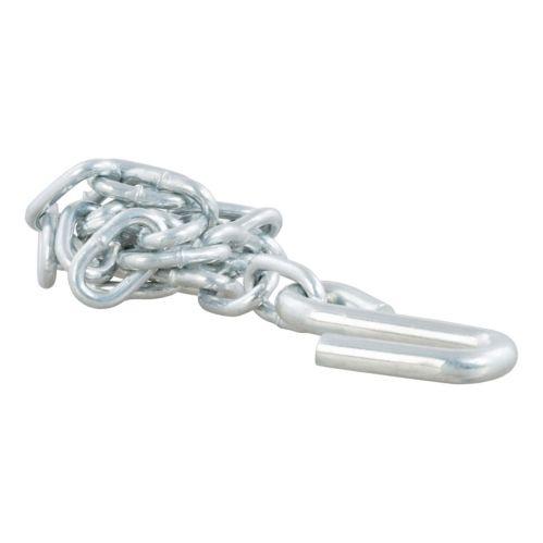 Chaîne de sécurité CURT avec crochet en S, 27 po Image de l'article