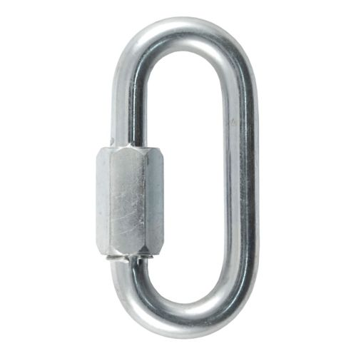 CURT 3/8-in Quick Link (11,000-lb Breaking Strength, Packaged) Product image