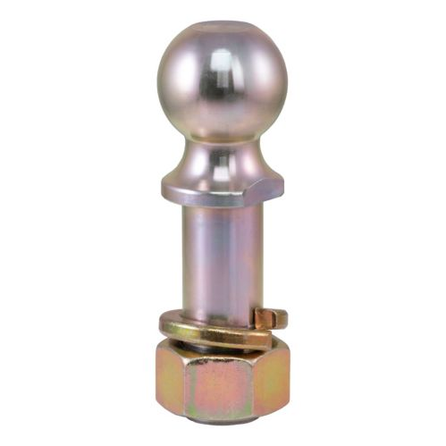 CURT Replacement SecureLatch 2-in Pintle Ball 10K-lb, 1-1/4-in Shank Product image