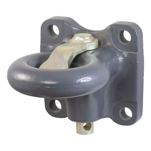CURT SecureLatch Flush-Mount Lunette Ring (60,000-in, 2-1/2-in ID) Product image