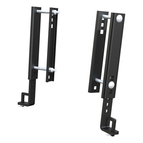 CURT Replacement TruTrack Adjustable Support Brackets, 2-pk Product image