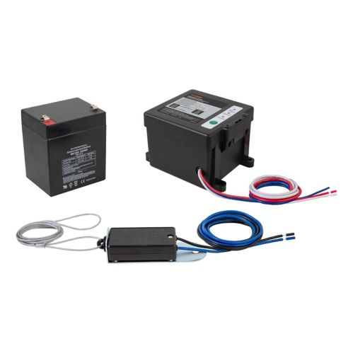 CURT Push-to-Test Breakaway Kit with Side-Load Battery Product image