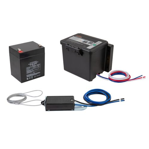 CURT Push-to-Test Breakaway Kit with Top-Load Battery Product image