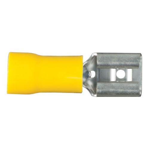CURT Female Quick Connectors (12-10 Wire Gauge, 100-pk) Product image