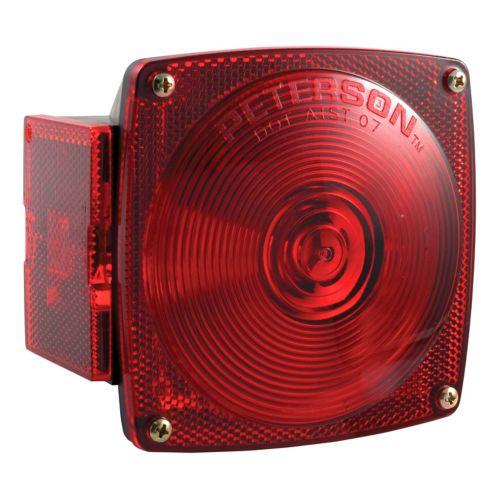 Combinaison de feux de remorquage, côté conducteur, avec éclairage CURT Image de l'article