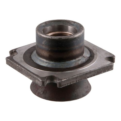 CURT Replacement Direct-Weld Square Jack Lifting Nut Product image