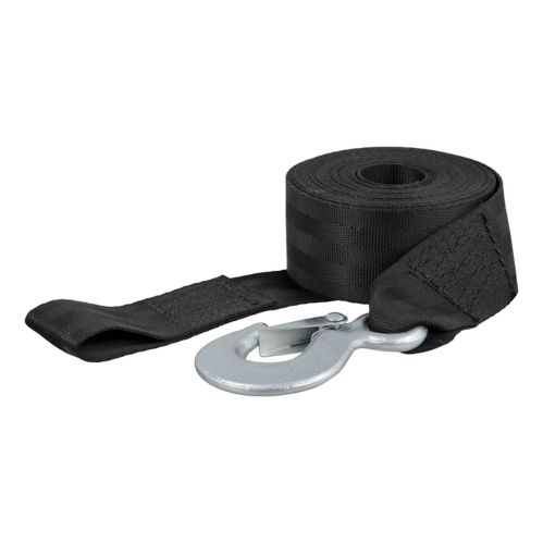 CURT Winch Strap with Snap Hook, 20-ft Product image