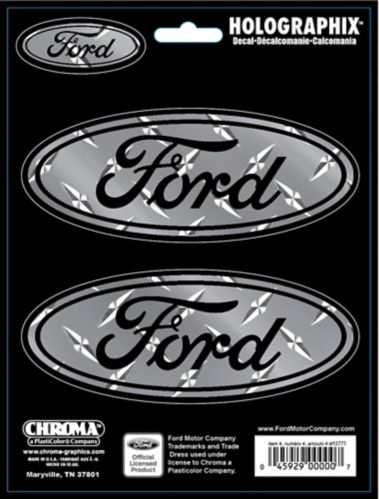 Ford Holographix Decal Product image
