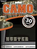 Camo Letter Decal | Chroma Graphicsnull