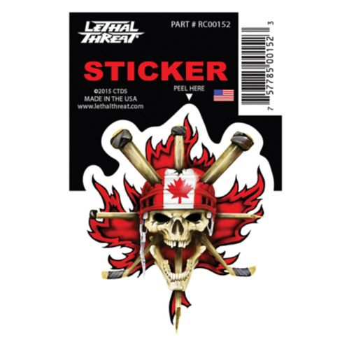 Lethal Threat Mini Decals Product image