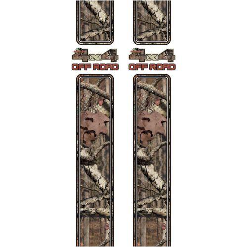 Décalcomanie Mossy Oak 4 x 4 Off-Road, arrière Image de l'article