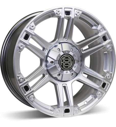 RSSW Krawler Alloy Wheel, Hyper Silver Product image
