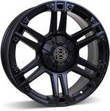 RSSW Krawler Alloy Wheel, Matte Black | Macpeknull