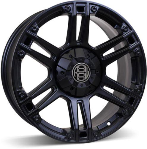 RSSW Krawler Alloy Wheel, Matte Black