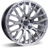 RSSW Custom Alloy Wheel, Hyper Silver | RSSWnull