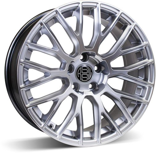 RSSW Custom Alloy Wheel, Hyper Silver Product image