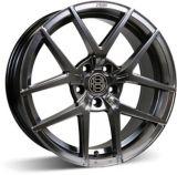 RSSW Lambda Alloy Wheel, Hyper Silver | RSSWnull