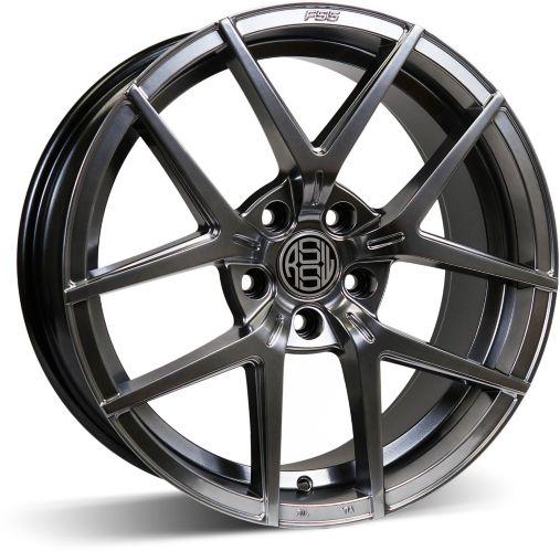 RSSW Lambda Alloy Wheel, Hyper Silver Product image