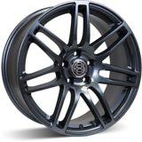 RSSW Bold Alloy Wheel, Gun Metal | Macpeknull