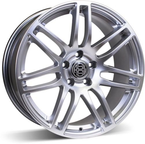 RSSW Bold Alloy Wheel, Hyper Silver Product image