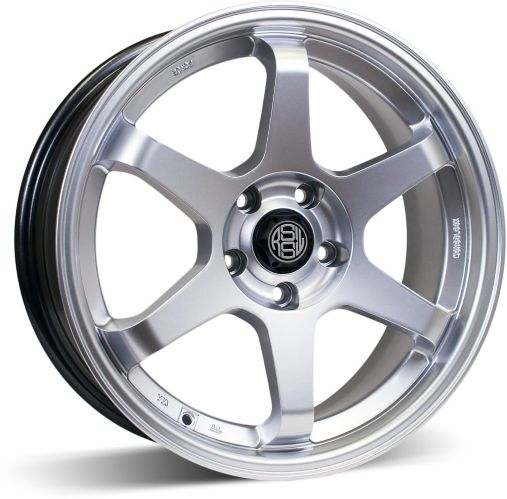 RSSW Rival Alloy Wheel, Hyper Silver Product image