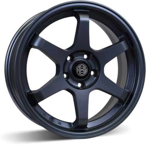 RSSW Rival Alloy Wheel, Matte Grey Product image