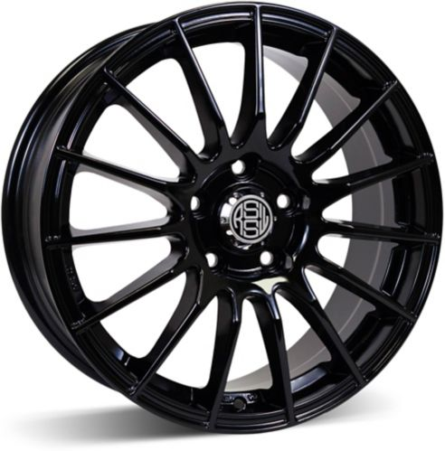 RSSW Spirit Alloy Wheel, Gloss Black Product image