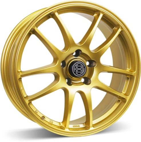 RSSW Velocity Alloy Wheel, Gold Product image