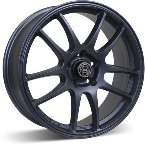 RSSW Velocity Alloy Wheel, Grey