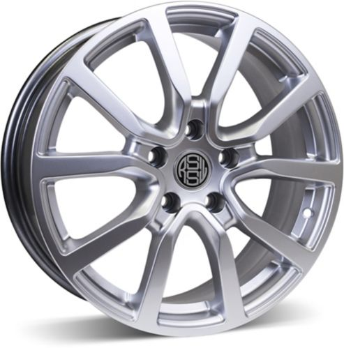 RSSW Mayfair Alloy Wheel, Hyper Silver Product image