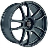 RSSW Velocity Alloy Wheel, Matte Grey | Macpeknull